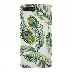 green peacock ling vector iPhone 7 Plus Case | Artistshot