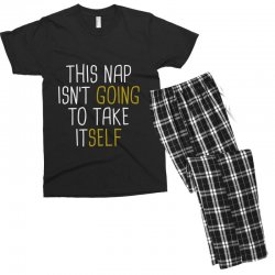 isn't going Men's T-shirt Pajama Set | Artistshot
