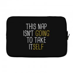 isn't going Laptop sleeve | Artistshot