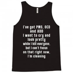 i'am cleaning Tank Top | Artistshot