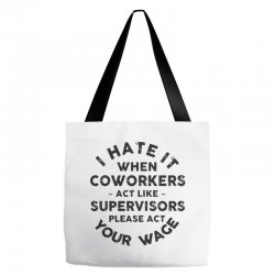 i hate it when Tote Bags | Artistshot