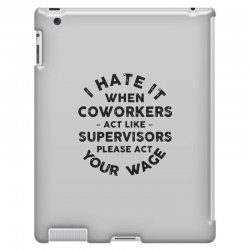 i hate it when iPad 3 and 4 Case | Artistshot