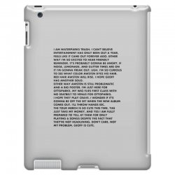 i can't believe iPad 3 and 4 Case | Artistshot