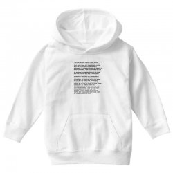 i can't believe Youth Hoodie | Artistshot