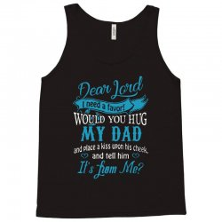 hug my dad Tank Top | Artistshot