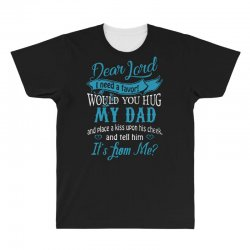 hug my dad All Over Men's T-shirt | Artistshot