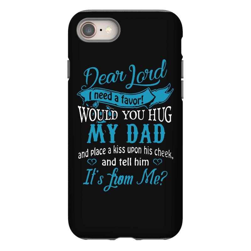 Hug My Dad Iphone 8 Case | Artistshot