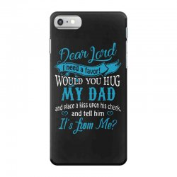 hug my dad iPhone 7 Case | Artistshot