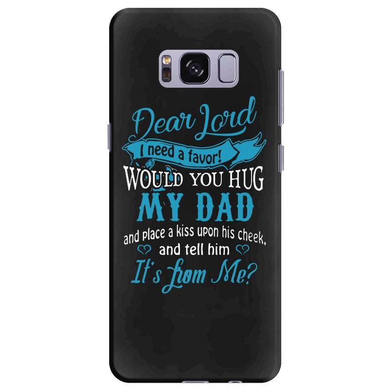 Hug My Dad Samsung Galaxy S8 Plus Case | Artistshot