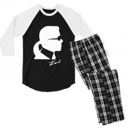 hot fashion Men's 3/4 Sleeve Pajama Set | Artistshot