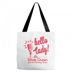 hello lady Tote Bags | Artistshot