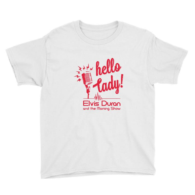 Hello Lady Youth Tee | Artistshot