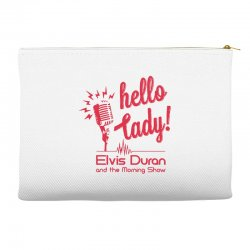 hello lady Accessory Pouches | Artistshot