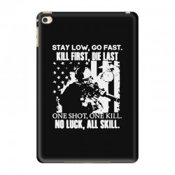 go fast iPad Mini 4 Case | Artistshot