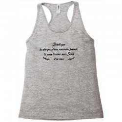 funny quote Racerback Tank | Artistshot