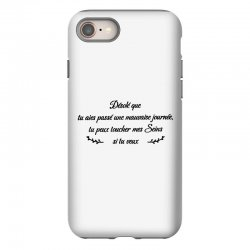funny quote iPhone 8 Case | Artistshot