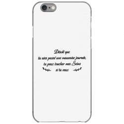 funny quote iPhone 6/6s Case | Artistshot