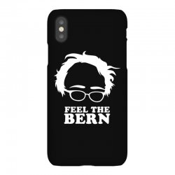 feel the bern iPhoneX Case | Artistshot
