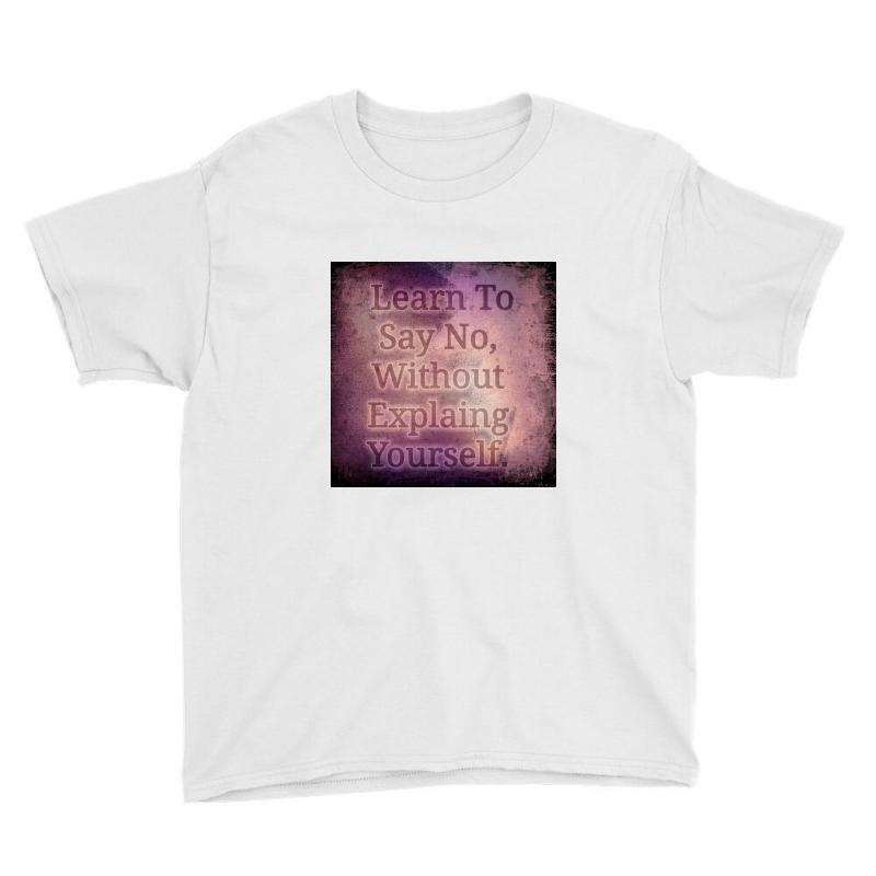 Gym T-shirt Youth Tee | Artistshot