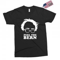 feel the bern Exclusive T-shirt | Artistshot