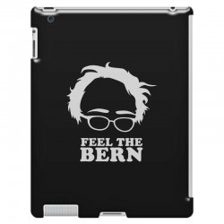 feel the bern iPad 3 and 4 Case | Artistshot
