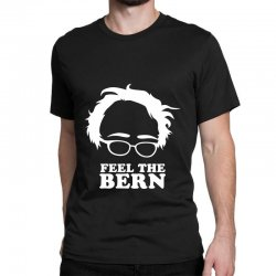 feel the bern Classic T-shirt | Artistshot