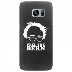 feel the bern Samsung Galaxy S7 Edge Case | Artistshot