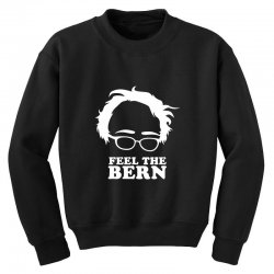 feel the bern Youth Sweatshirt | Artistshot