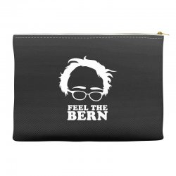 feel the bern Accessory Pouches | Artistshot