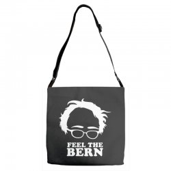 feel the bern Adjustable Strap Totes | Artistshot
