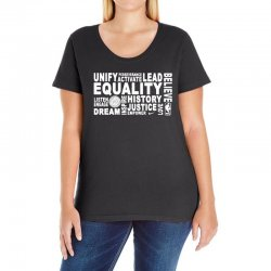equality Ladies Curvy T-Shirt | Artistshot