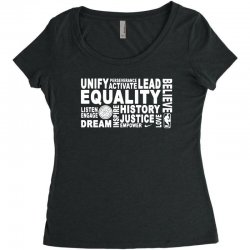 equality Women's Triblend Scoop T-shirt | Artistshot