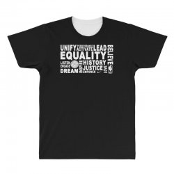 equality All Over Men's T-shirt | Artistshot