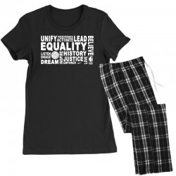 equality Women's Pajamas Set | Artistshot