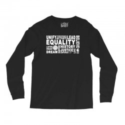 equality Long Sleeve Shirts | Artistshot