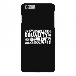 equality iPhone 6 Plus/6s Plus Case | Artistshot