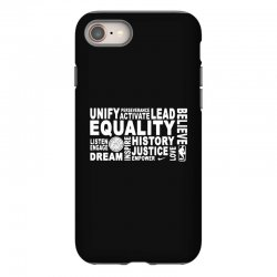 equality iPhone 8 Case | Artistshot