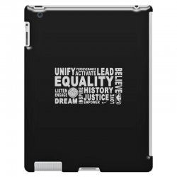 equality iPad 3 and 4 Case | Artistshot