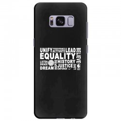equality Samsung Galaxy S8 Plus Case | Artistshot
