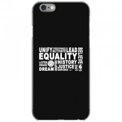 equality iPhone 6/6s Case | Artistshot