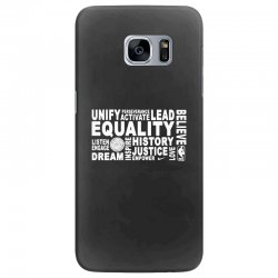 equality Samsung Galaxy S7 Edge Case | Artistshot
