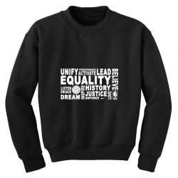 equality Youth Sweatshirt | Artistshot