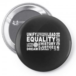 equality Pin-back button | Artistshot
