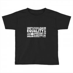 equality Toddler T-shirt | Artistshot