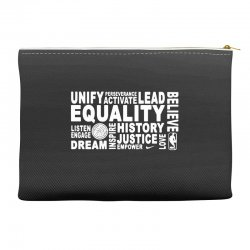 equality Accessory Pouches | Artistshot