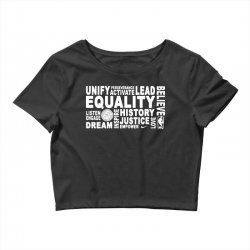 equality Crop Top | Artistshot