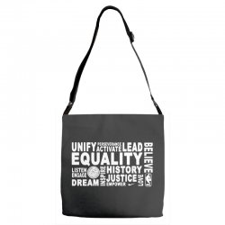equality Adjustable Strap Totes | Artistshot