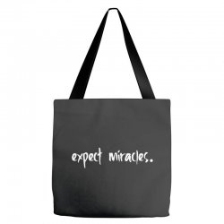 expect it Tote Bags | Artistshot