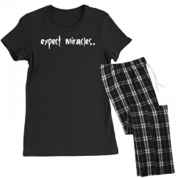 expect it Women's Pajamas Set | Artistshot