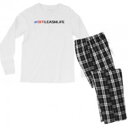 #offleashlife Men's Long Sleeve Pajama Set | Artistshot